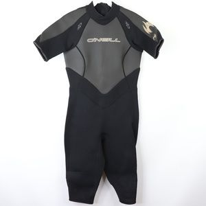 O'Neill Short Sleeve Surfing Diving Wet Suit Sz 12